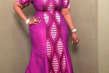 plus size African designs
