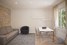 Padilla | Reforma y mobiliario / Reforma integral y mobiliario de esta vivienda ubicada en la calle Padilla de Barcelona