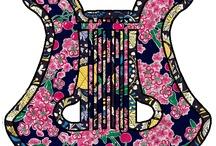 I love lyres / by Nicole Lum Bruch
