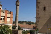 Catalunya: Els Prats de Rei- Ruta 1714 / Prats de Rei y la torre de la Manresana fueron escenarios de una batalla y forman parte de la Ruta 1714 que trata de la Guerra de Sucesión en Catalunya (1702-1714).