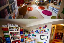 Study Spaces and Homeschooling Ideas / by Cheryl