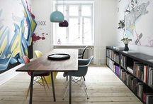 My inspirations- living room