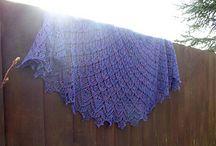 Strikk med perler / Beaded knitting
