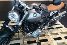 BMW Motorrad R NineT Scrambler / BMW R nineT Scrambler per sentire il vento, piegarvi in ogni curva e assaporare la libertà ogni metro che percorrete... vieni a scoprirla #gruppoautostar