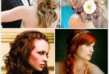 hairstyles beauty and outfits  / by Adriana Rosales