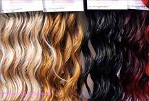 Hair Extensions(Haarverlängerungs- Methoden)