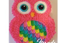 Owl Party / DIY - Crafting, Baking, Sewing and Party styling