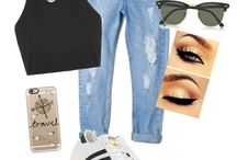 Polyvore / Outfits/ Ballet/ Lazy Days/ Everyday