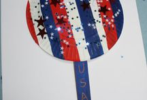 Kids 4th of July crafts / by Annette Johnson