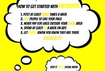 Little reminders make ALL the difference / Helpful tips on Social Media