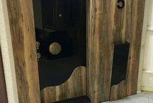 Stell Door