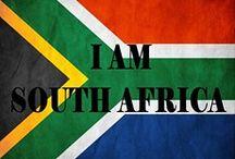 I am South Africa