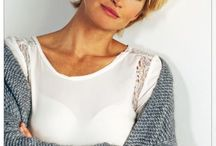 Best short hair cut for old woman