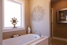 Master Bathroom  / Home  / by Jennifer Parvin