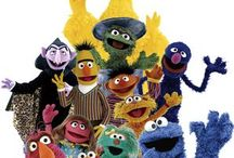 Sesame Street / I grew up with this show!  It taught me my ABC's and how to count. / by Eva Kathmann