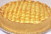 Massa para Quiches/tortas/pastel, etc