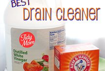 Cleaning / Cleaning drains