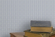 Wallpaper and fabric