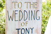 ** MARIAGE BLEU ~ JAUNE ** / Inspirations photos idées pour un mariage aux couleurs bleu et jaune