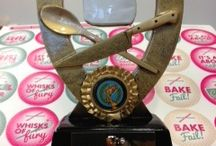 The Cheeky Bake off for Breakthrough Breast cancer 2014
