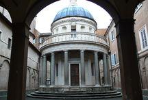 Bramante - renesans monumentalny