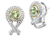 Gemstones / Precious Stones / JF Options has a big selection of gemstones jewelry pieces. What color gemstone is yours?