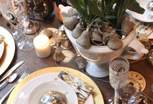 {Styled Shoot} New Year's Eve dinner party