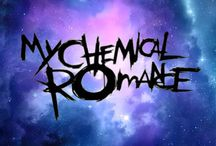 [ my chemical romance ] / by ✴✨ Anna_Stump  ✨✴ #MiaMoments