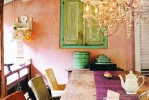 Delectable Dining Decor / by Abi Ruth Martin
