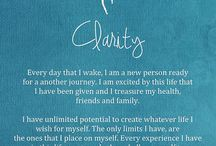 #Affirmations & #Intentions * #Dream Big / various affirmations & intention helpers. articles and how to's.