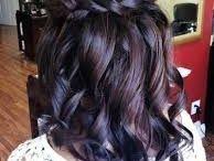 Wedding Hair/Nails/Makeup