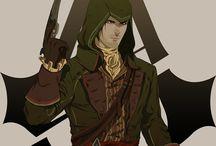 Cosplay: Green Assassin