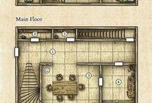 D&D map