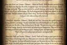 Pagan / Druid / Witch knowledge. / Things that sing to me, a Pagan / Witchcraft life, Celtic culture, the Faery Faith, being at one with nature, the cycle of life, the celebration of the seasons and the cycles of the moon.
