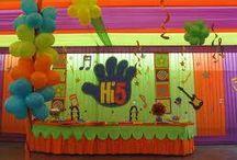 Hi 5 decoracion
