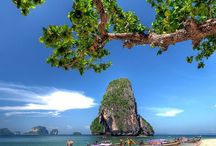 A Tour In Thailand /  Formerly known as Siam, With great food, a tropical climate, fascinating culture, majestic mountains and great beaches, Thailand is a magnet for travellers the world over.
