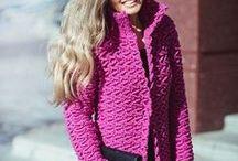 IRL: Crocheting