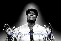 Mahalia Jackson / by Connie Ames