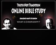 Online Bible Study / Online Bible Study With Tony and Brother Sal Smario