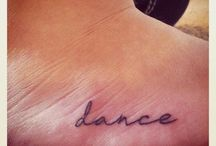 Dance Tattoos