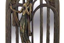 Art Deco : Mirror,Windows,doors