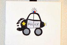 dibujos con pie de bombero