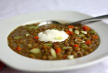 Lovely Soup / by Jen Walsh