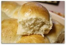 canyou smell the fresh bread / by Charessa Witham