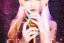 Vocaloid Luka