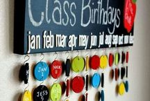 everyday classroom displays