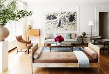 Living Spaces / Living spaces and inspiring decor.