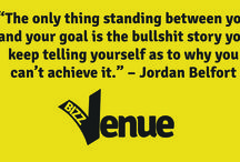 Motivational and Inspiring Business Quotes / Deep and powering words to live by!