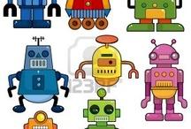 DOODLES - Robots