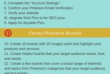 Pinterest Marketing & Management